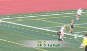2019 Girls' Soccer: Oliver Ames at King Philip