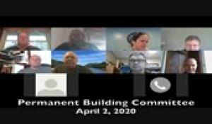 Plainville Permanent Building Committee 4-2-20