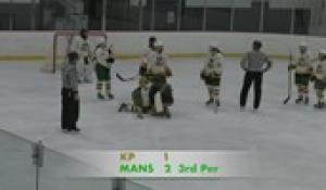 KP vs Mansfield Girls Hockey 1-29-20