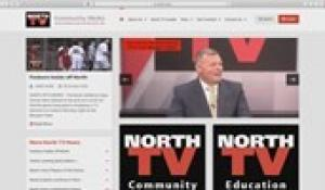 Live Streaming on the New northtv.net