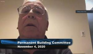 Plainville Building Committee 11-4-20