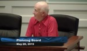 Plainville Planning Board 5-20-19