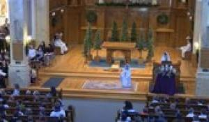 St. Mary & Sacred Heart School: Christmas Pageant 2018