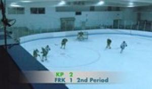 2019-20 Girls Hockey: Franklin at King Philip