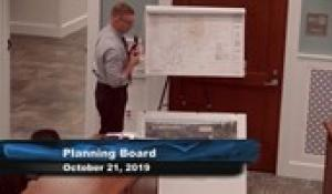 Plainville Planning Board 10-21-19