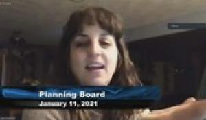 Plainville Planning Board 1-11-21