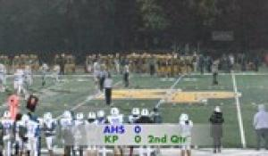 2019 Football: Attleboro at King Philip