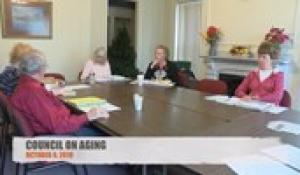 Council on Aging 10-9-19