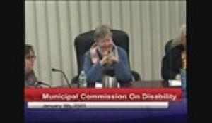 Disability Commission 1-9-20