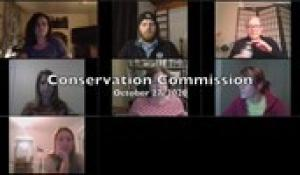 Conservation Commission 10-27-20
