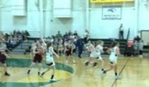 2019-20 Girls' Basketball: Sharon at King Philip
