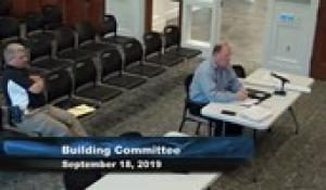 Plainville Building Committee 9-18-19