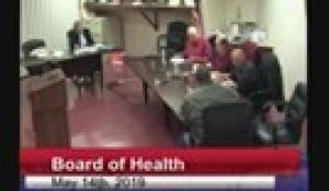 NA Board of Health 5-14-19