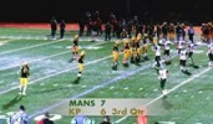 2019 Football: Mansfield at King Philip