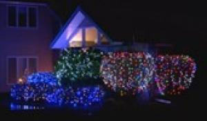 2020 Tour of Christmas Lights in North & Plainville