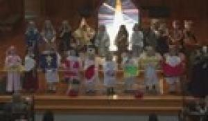 St. Mary & Sacred Heart School: Kindergarten Concert (2014)