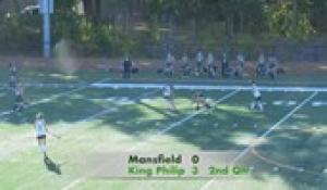 KP vs Mansfield Field Hockey 10-8-20