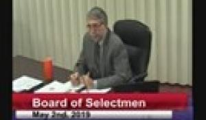 Board of Selectmen 5-2-19