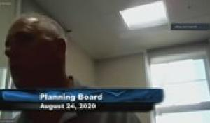 Plainville Planning Board 8-25-20