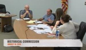 Historical Commission 9-10-19