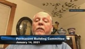 Plainville Building Committee 1-14-21