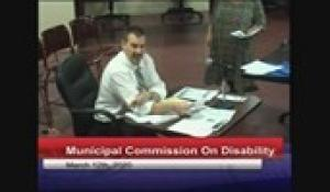 Disability Commission 3-12-20