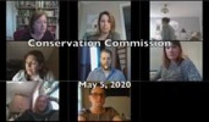 Conservation Commission 5-5-20