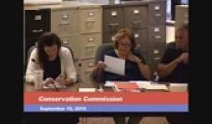 Conservation Commission 9-10-19