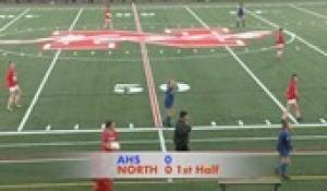 2019 Girls' Soccer: Attleboro at North