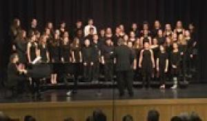Middle School Choral Concert 12-12-19