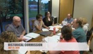 Historical Commission 7-23-19