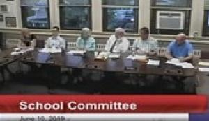 North Attleborough School Committee June 10, 2019