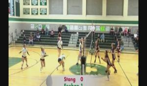 2018 Volleyball: Bishop Feehan vs. Bishop Stang