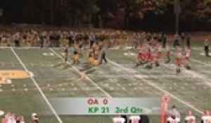 2019 Football: Oliver Ames at King Philip
