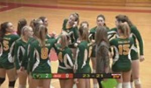 2019 Volleyball: King Philip at North