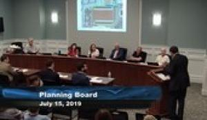 Plainville Planning Board 7-15-19