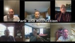 Park and Recreation 5-4-20