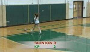 2019 Volleyball: Taunton at King Philip
