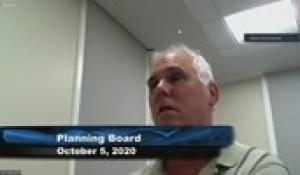 Plainville Planning Board 10-5-20