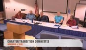Charter Transition Committee 11-5-19