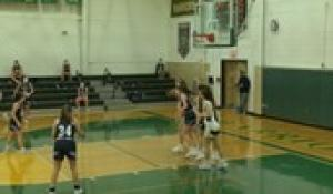 Girls' Basketball: Franklin at King Philip (1/17/21)
