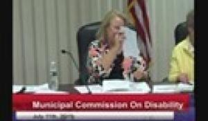 Disability Commission 7-11-19