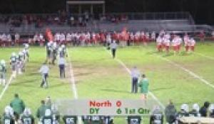 2019 Football: North at Dennis-Yarmouth