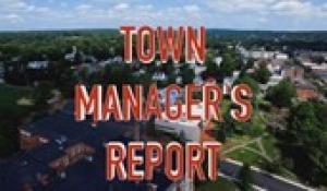Town Manager's Report 2-13-20