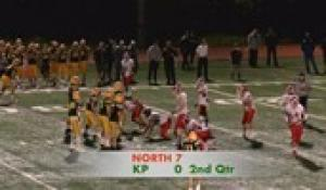 2019 Football: North at King Philip