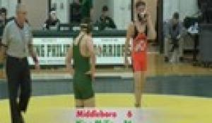 2019 Wrestling: King Philip vs. Middleboro