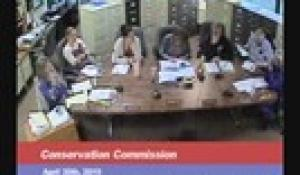 Conservation Commission 4-30-19