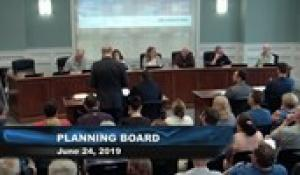 Plainville Planning Board 6-24-19