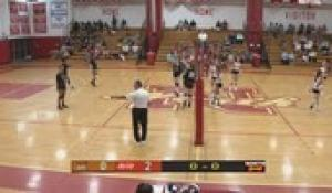 2019 Volleyball: Taunton at North