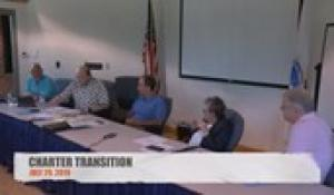 Charter Transition 7-29-19